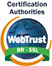 """WebTrust"" Seal"